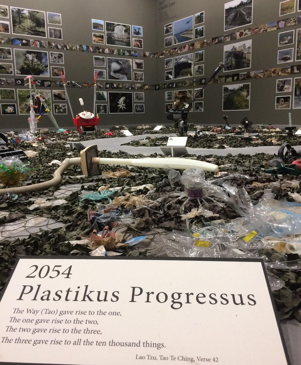 Bonita Ely PlastikusProgressu: Momento Mori (2017)